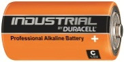 Duracell Industrial ID1400 1.5V C Alkaline Battery