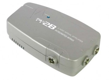SLx 2-Way Satellite Signal Booster - 4G Compatible