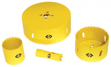 "C.K. Tools Hole Saw 57mm 2.1/4"" (424018)"
