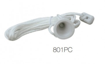BG Electrical 801PC Pull Cord, Replacement for Ceiling Switch (1.5M Pull Cord)