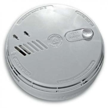 Aico Ei141RC Ionisation Smoke Alarm Mains Powered with Battery Backup