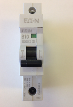 Eaton MEM ALB101 10A SP MCB Memera 2000