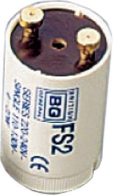 British General FS2 4-22 Watt Single Series Fluorescent Starter