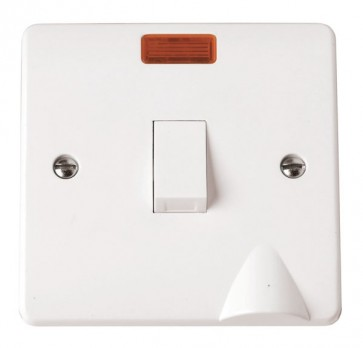 Scolmore CMA023 20A DP Switch With Neon