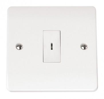 Scolmore CMA026 10AX 1 Gang 2 Way Key Switch