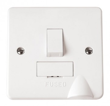 Scolmore CMA051 13A Switched Fused Connection Unit