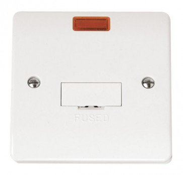 Scolmore CMA653 13A Fused Connection Unit With Neon