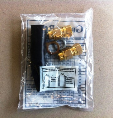 3 Part SWA Cable Gland (2 pack of CW20S) for indoor or outdoor use