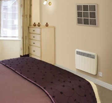 Dimplex PLX1000 Panel Heater 1000W Willow White