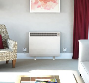 Dimplex CXLS12 Combination Storage Heater 1.7kW Willow White 900W Convector (CXLS12N)