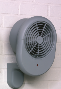 Dimplex PFH30E Heater, Fan Garage Bluetooth Control, Size: 3.0kW 230x378x226mm