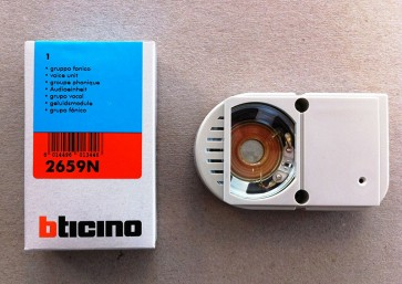 Terraneo/Bticino 2659N Speaker Amplifier (2659N)