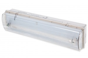 Channel Safety Systems E/ME/NM3F Meteor Fluorescent 8W non-maintained luminaire