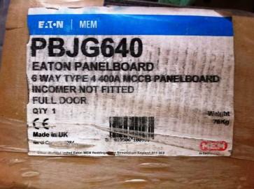 Eaton MEM PBJG640 MCCB Panel Board