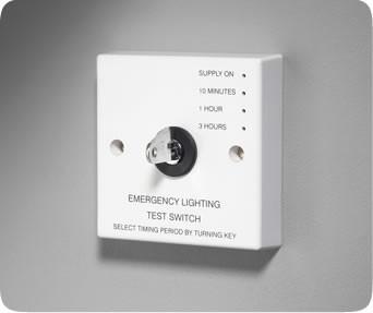 CP Electronics ELT10 Emergency Lighting Test Switch (ELT10)
