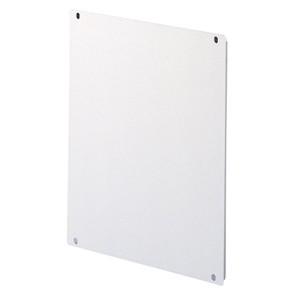 Gewiss GW46403 Plate, Corrosion-Resistant, Size: 500x405x200mm