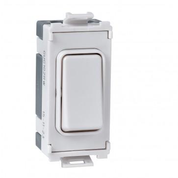 Schneider GUG10IW Ultimate 1 Gang Screwless Flat Plate Switch Module