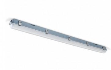 JCC JC71553WOP Luminaire, Single Batten LED 4000K, Anti-corrosive, Size: 20W 2200lm 4ft