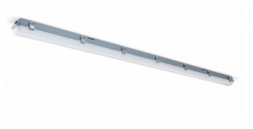 JCC JC71558WOP Luminaire, Twin Batten LED 4000K, Anti-corrosive, Size: 70W 7700lm 6ft