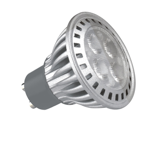Kosnic KTC06PWR/GU10-F40 6W LED GU10 Reflector 240V 4000K Coolwhite 60° (KTC06PWR/GU10-F40)