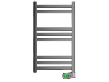 Rointe KYROS KTI030SEC3 Towel Rail, Digital Electric, 300W 230V 900x500x50mm