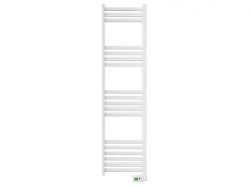 Rointe KYROS KTI100SEB3, Towel Rail, Digital Electric, 1000W 230V 1900x500x50mm