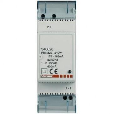 Terraneo/Bticino 346020 Compact 2 Wire PSU