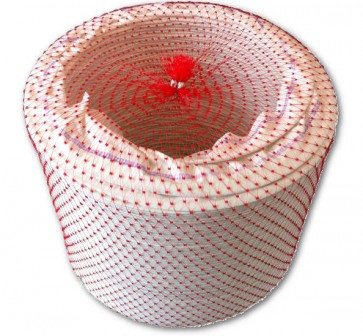 "Manrose PVC Flexible Ducting Hose 100mm (4"") 45m"