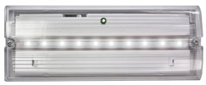 Channel Safety Systems Meteor LED™ Emergency Bulkhead - E/ME/M3/LED/IP65