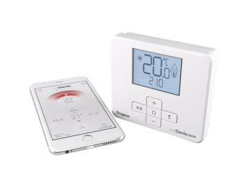 Drayton MT714R9K0900 miGenie Wish 1 Single Channel Room Thermostat Kit