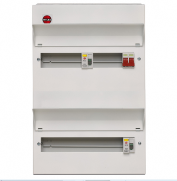 Wylex NMDRS20SSLHI High Integrity 20 Way RCD Consumer Unit