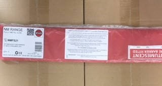 Wylex NMFS21 Fire Barrier, Intumescent 21 Mod Consumer Unit