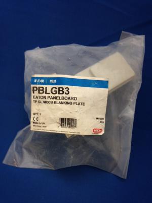 Eaton MEM PBLGB3 TP blank