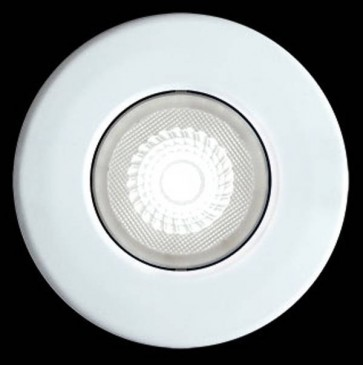 Collingwood Halers RB442WH, Round white bezel, RDL Twist Lock Round