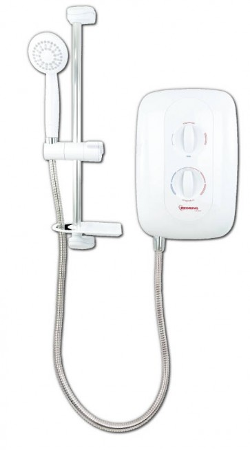 Redring Active A8 8.5kW Electric Shower - 53561201