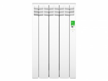 Rointe Delta Ultimate DIW0330RAD 330W  230V Digital Electric 3 Elements Radiator 585mm x 350mm x 97mm White
