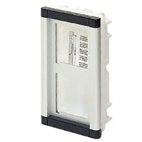 Terraneo/Bticino 2252 2 Module Flush Box (for older Terraneo systems)