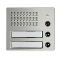 Terraneo/Bticino 332121 2 Push Button Speaker Unit Cover