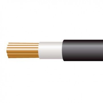0.5mm Tri-Rated Black 100m