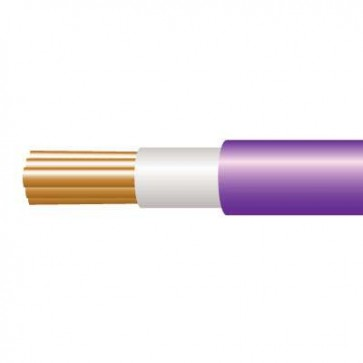 0.5mm Tri-Rated Violet 100m