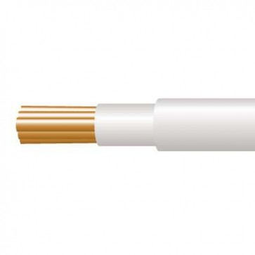 2.5mm Tri-Rated White 100m