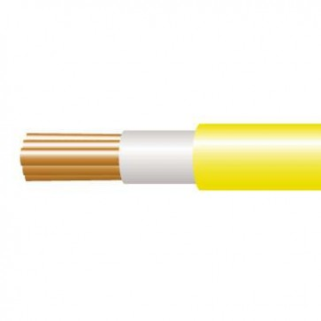 0.75mm Tri-Rated Yellow 100m