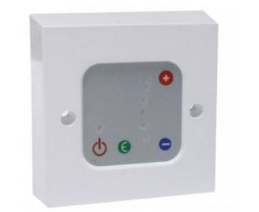 Vent-Axia 447864 White single gang towel rail controller VATRCW