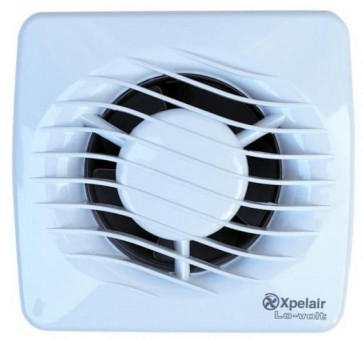 Xpelair LV100HTA Axial Extractor Fan 4 inch with humidistat (LV100HTA)