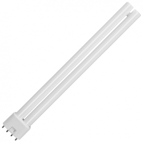 Sylvania 0025657 LYNX-L 24W/840 2G11 4000K Compact Fluorescent Lamp - Buy online from Sparkshop