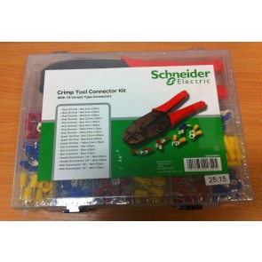 Schneider 08CRIMPKIT Electric Crimp Tool Connector Kit