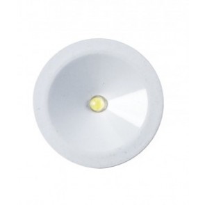 Channel Safety Systems Glade 1W LED Emergency Downlight E/GL/LED/NM3/1W/WH