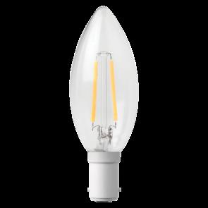 Megaman 143753 LED Lamp 3W Filament Candle B15 2700K