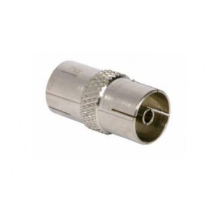 PHILEX 19017M Coax Coupler – Nickel