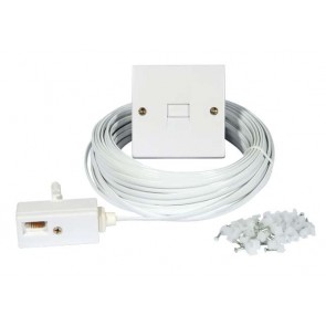 20m DIY Telephone Extension Kit